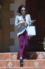 JENNA DEWAN Leaves a Friends House in Los Angeles 06/18/2018