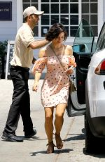 JENNA DEWAN Out and About in Studio Cuty 06/21/2018