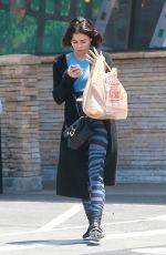 JENNA DEWAN Out Shopping in Studio City 06/07/2018