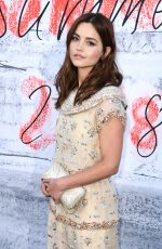 JENNA LOUISE COLEMAN at Serpentine Gallery Summer Party in London 06/19/2018