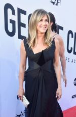 JENNIFER ANISTON at American Film Institute's 46th Life Achievement Award Gala Tribute to George Clooney in Hollywood 06/07/2018