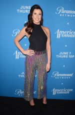 JENNIFER BARTELS at American Woman Premiere Party in Los Angeles 05/31/2018