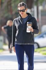 JENNIFER GARNER Out and About in Los Angeles 06/08/2018