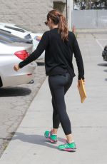 JENNIFER GARNER Out and About in Santa Monica 06/15/2018