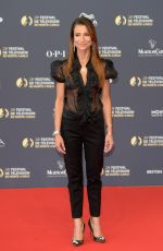 JENNIFER LAURET at 58th International Television Festival Opening Ceremony in Monte Carlo 06/15/2018