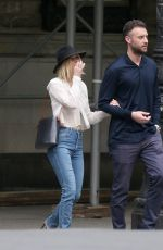 JENNIFER LAWRENCE and Cooke Maroney Out in New York 06/21/2018