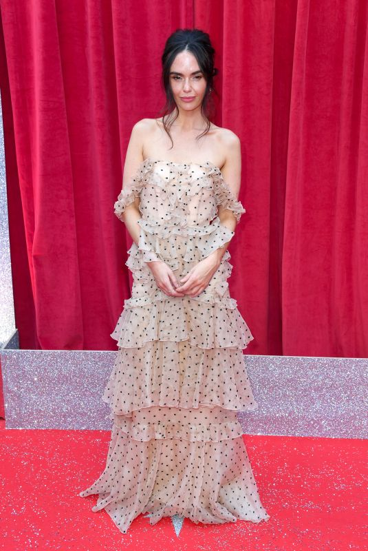 JENNIFER METCALFE at British Soap Awards 2018 in London 06/02/2018