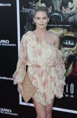 JENNIFER MORRISON at Sicario: Day of the Soldado Premiere in Los Angeles 06/26/2018