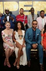 JENNIFER MORRISON at Superfly Screening at American Black Film Festival Opening Night in Miami Beach 06/13/2018