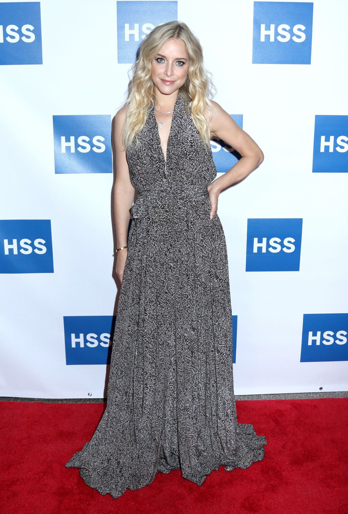 JENNY MOLLEN at Hospital for Special Surgery 35th Annual