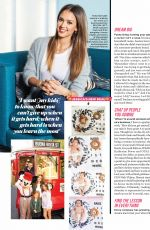 JESSICA ALBA in Good Housekeeping, South Africa July 2018