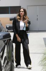 JESSICA ALBA Out and About in Los Angeles 06/05/2018