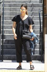 JESSICA ALBA Out in Beverly Hills 06/09/2018