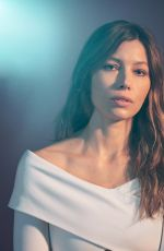 JESSICA BIEL in Backstage Magazine, June 2018
