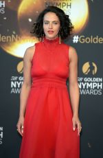 JESSICA BROWN-FINDLAY at 58th Monte Carlo TV Festival Closing Ceremony 06/19/2018