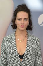 JESSICA BROWN-FINDLAY at Harlots Photocall at 58th Monte Carlo TV Festival 06/19/2018