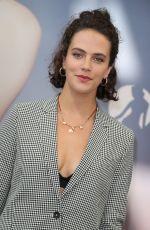 JESSICA BROWN-FINDLAY at Harlots Photocall at 58th Monte Carlo TV Festival 06/19/2018