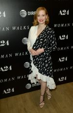 JESSICA CHASTAIN at Woman Walks Ahead Special Screening in New York 06/26/2018
