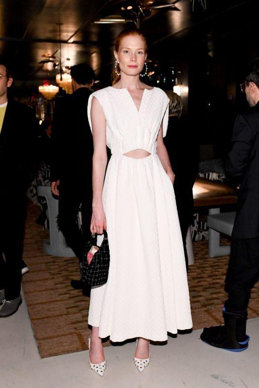 JESSICA JOFFE at CFDA Fashion Awards in New York 06/05/2018