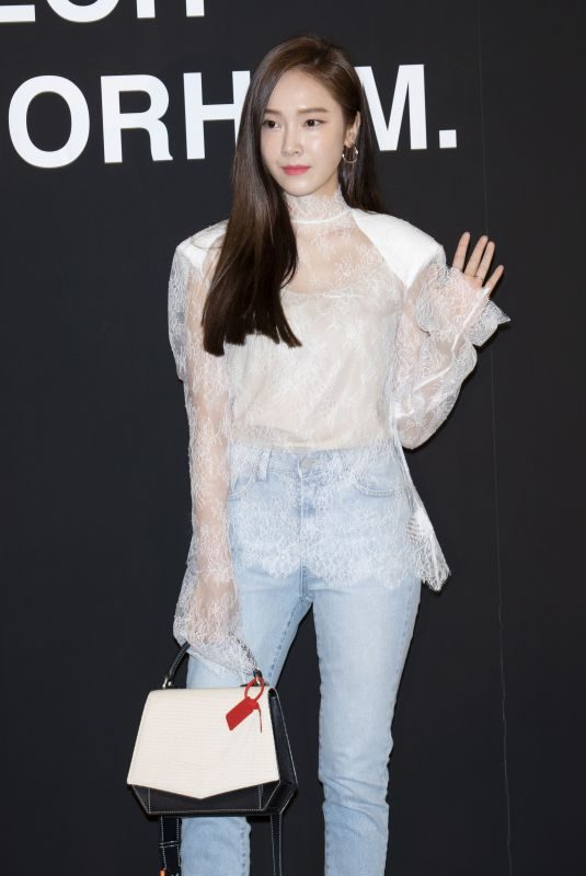 JESSICA JUNG at Byredo Perfume Launch in Seoul 06/05/2018