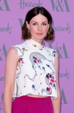 JESSICA RAINE at Victoria and Albert Museum Summer Party in London 06/20/2018