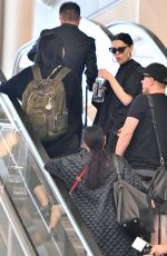 JESSIE J at LAX Airport in Los Angeles 06/06/2018