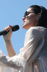 JESSIE J Performs at Trnsmt Festival in gGlasgow 06/29/2018