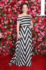 JESSIE MUELLER at 2018 Tony Awards in New York 06/10/2018
