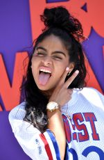 JESSIE REYEZ at BET Awards in Los Angeles 06/24/2018