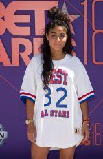JESSIE REYEZ at BET Awards in Los Angeles 06/24/2018