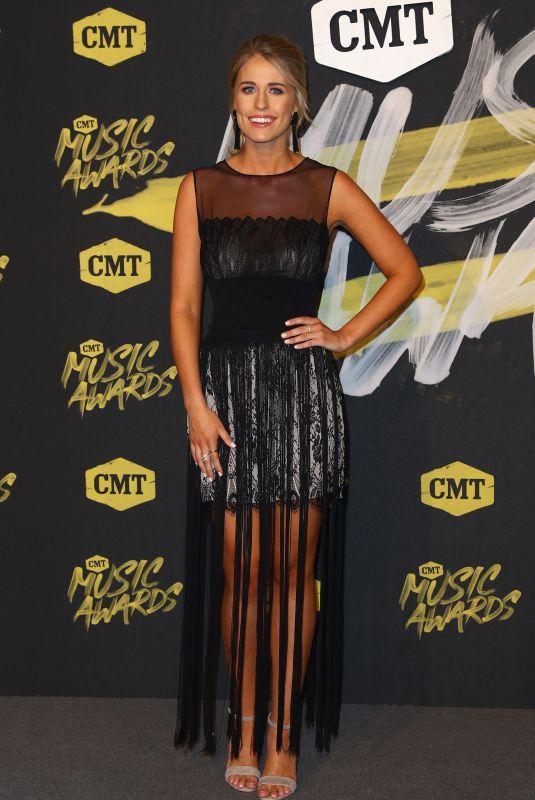 JILLIAN CARDARELLI at CMT Music Awards 2018 in Nashville 06/06/2018