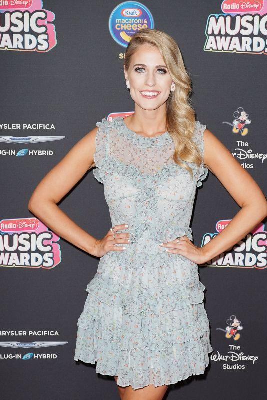 JILLIAN CARDARELLI at Radio Disney Music Awards 2018 in Los Angeles 06/22/2018