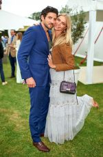 JODIE KIDD at Cartier Queens Cup Polo in Windsor 06/17/2018