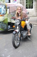 JODIE KIDD at Concours D