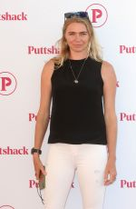 JODIE KIDD at Puttshack Launch Party in London 06/20/2018