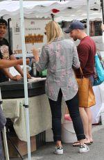 JODIE SWEETIN at Farmers Market in Studio City 06/17/2018