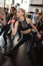 JORDYN JONES at Revlon Fitness Event in Los Angeles 06/15/2018