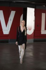 JORDYN JONES at Revolt TV Studios in Hollywood 06/15/2018