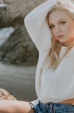 JORDYN JONES by Jessica Spohrr Photoshoot
