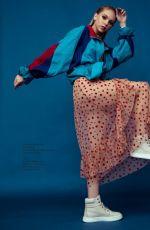 JORDYN JONES for Luca Magazine, Summer 2018
