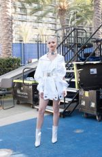 JORDYN JONES Performs at Vidcon 9th Annual Convention in Anaheim 06/22/2018