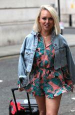 JORGIE PORTER at ITV Studios in London 06/07/2018