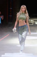 JOSIE CANSECO at Frankies Bikinis Fashion Show in Los Angeles 06/21/2018