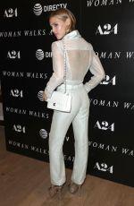 JOY CORRIGAN at Woman Walks Ahead Special Screening in New York 06/26/2018