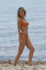 JOY CORRIGAN in Bikinis at a Photoshoot in Miami Beach 06/22/2018