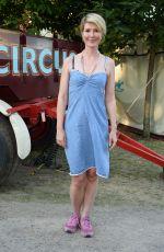 JULIA DAVIS at Giffords Circus Press Night in London 06/28/2018