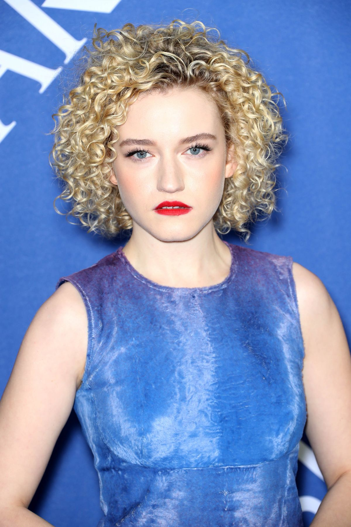 JULIA GARNER At CFDA Fashion Awards In New York 06/05/2018