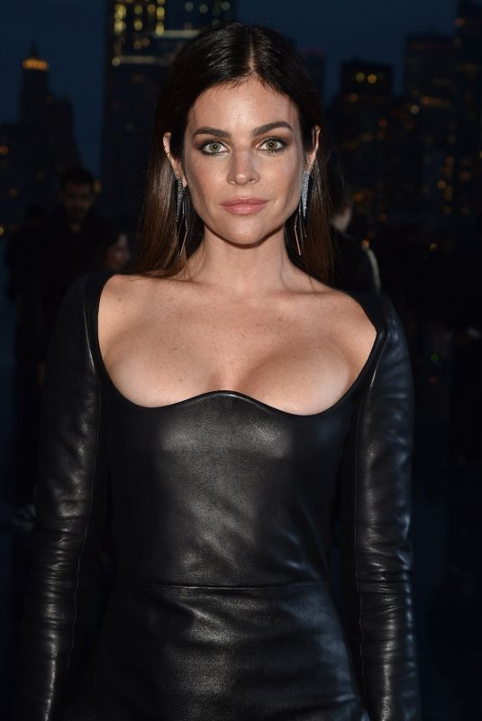 JULIA RESTOIN ROITFELD at Saint Laurent Spring/Summer 2019 Fashion Show at NYFW in New York 06/06/2018