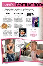 JULIANNE HOUGH in Life and Style Weekly, July 2018