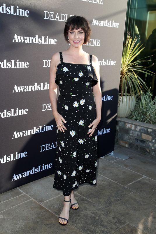 JULIE ANN EMERY at Deadline Emmy Season Kickoff in Los Angeles 06/04/2018
